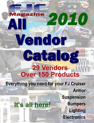 2010 All Vendor Catalog
