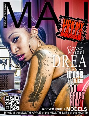 Lick my Tatts special 7 cover edition issue 5