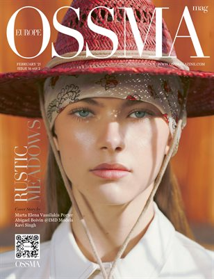 OSSMA Magazine EUROPE ISSUE16, vol2