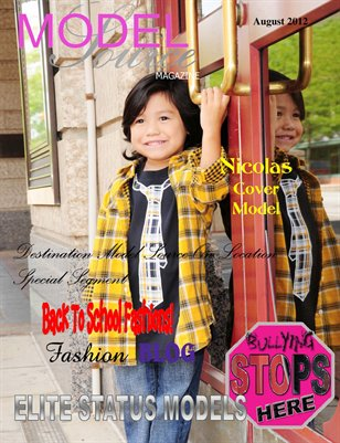 Model Source Magazine Back to School Aug 2012