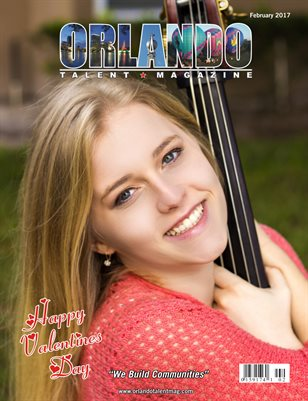 Orlando Talent Magazine February 2017 Edition