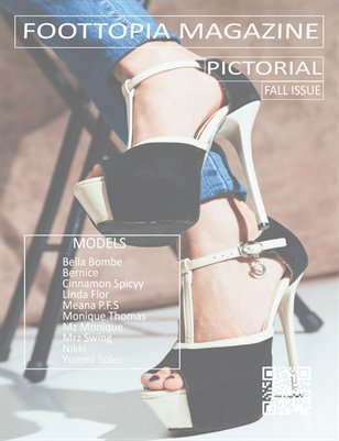Foottopia Magazine Fall Issue