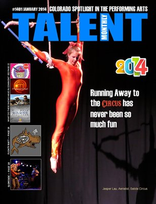 Talent Monthly Magazine January 2014 Issue #1401