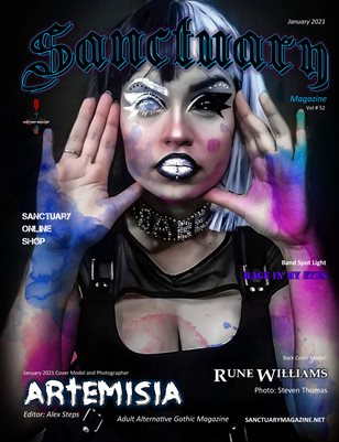Sanctuary Magazine Vol#52