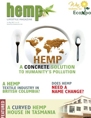 Hemp Lifestyle Magazine Issue 5 Print Copy