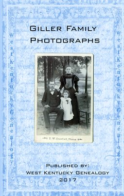 GILLER FAMILY PHOTOGRAPHS, PADUCAH, KENTUCKY