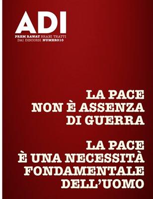 ADI – n. 10