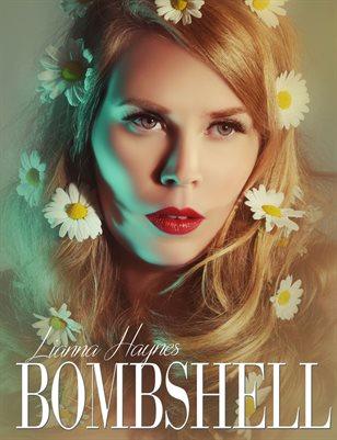 BOMBSHELL Magazine November 2018 BOOK 2 - Lianna Haynes Cover