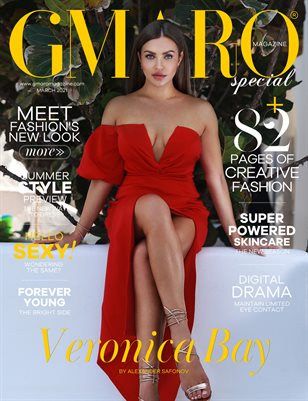 GMARO Magazine March 2021 Issue #28