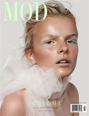 MOD Magazine: Volume 8; Issue 3; THE AURA ISSUE (Cover 3)