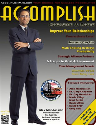 Accomplish Magazine Jan/Feb 2011