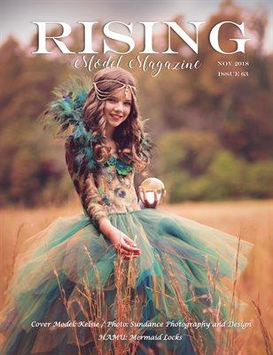 Rising Model Magazine Issue #63