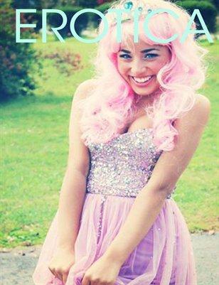 Erotica Magazine Vol. X (Softcore) Jadah Doll Cover
