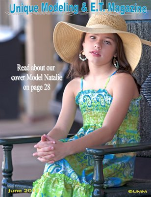 Unique Modeling & E.T. Magazine June 2012