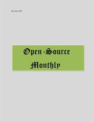 OSM Volume 1, Issue 1