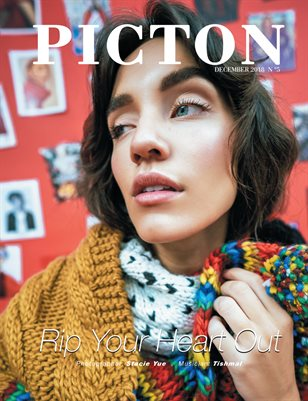 Picton Magazine December 2018 N5, Cover 3
