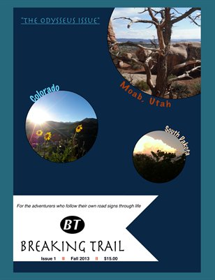 Breaking Trail Issue 1; Fall 2013