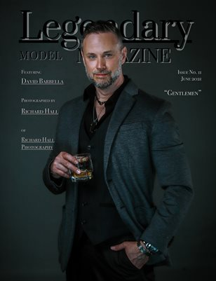 Issue No. 11 - Gentlemen - Legendary Model Magazine
