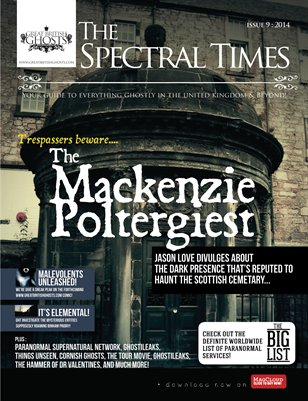 The Spectral Times : Issue 9