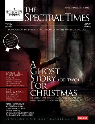 The Spectral Times :  December Issue 2013
