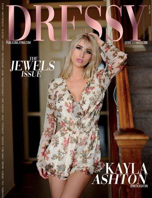 DRESSY Magazine - Kayla Ashton - May/2020 - Issue #12