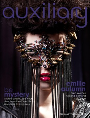 auxiliary magazine : february/march 12