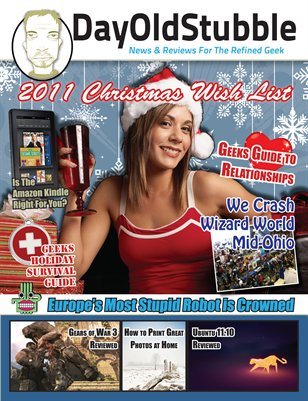 Issue 1: Dec. 2011 | Surviving the Holidays Edition