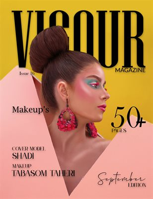 Vigour Magazine September Issue 16