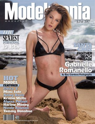 Modelmania Magazine June 2017