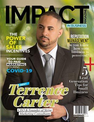 "IMPACT ""In Business"" MAGAZINE - OCT 21"