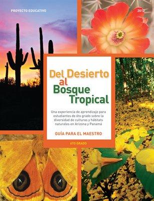 Del Desierto al Bosque Tropical - Guía para el Maestro (Spanish)