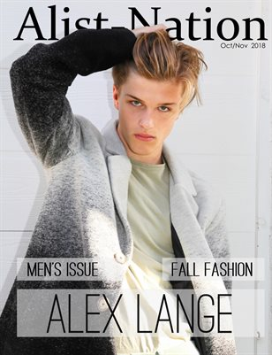 Alist Nation Magazine Men's Issue