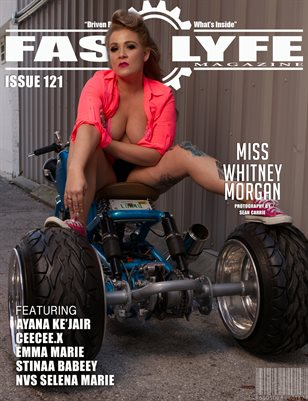 FASS LYFE ISSUE 121 FT. MISS WHITNEY MORGAN