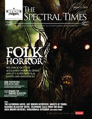 The Spectral Times : Issue 12