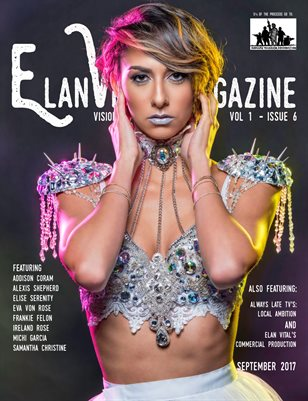 Elan Vital Magazine Issue 6