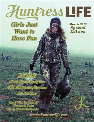 Huntress Life March 2015 Special Edition