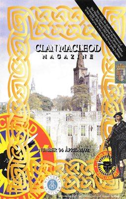 Clan MacLeod Magazine Number 94 April 2002