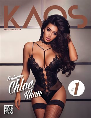 KAOS MAGAZINE No 1