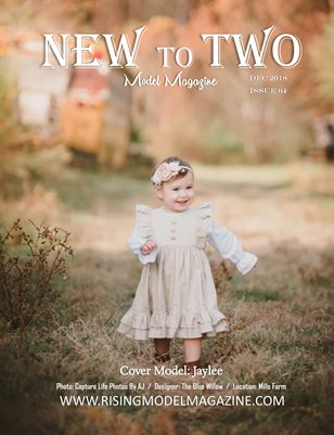New Two Two Model Magazine Issue #64
