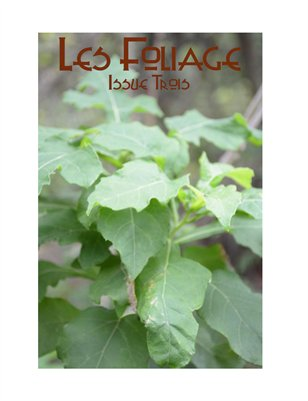 Les Foliage DuJour Issue Trois