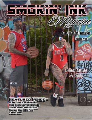 Smokin' Ink Magazine Issue #18 - Shaytanna & Daz