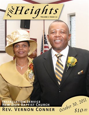 Volume 2, Issue 22 - October 30, 2011