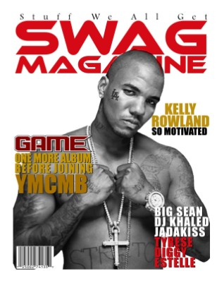 SWAG Magazine features GAME