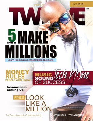 TWELVE KC Magazine SIX 2015