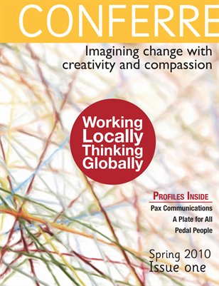 Working Locally, Thinking Globally