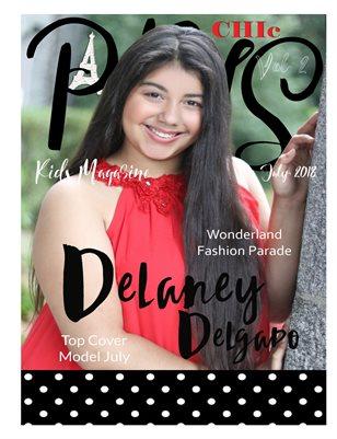 Delaney Delgado