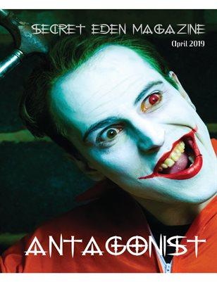 SECRET EDEN MAGAZINE - APRIL 2019