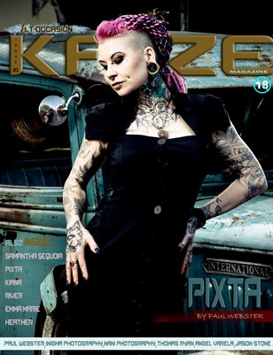 Kayze Magazine issue 21(PIXTA) ALT-OCCASION