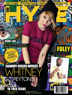 The Hype Magazine Issue #66