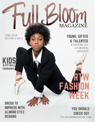 Full Bloom Magazine Edition 4 Vol: 1